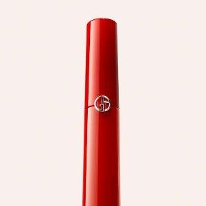 送6件套 (价值$180)Armani阿玛尼 全场大狂欢 收贵妇素颜霜、5G唇釉、大红饼