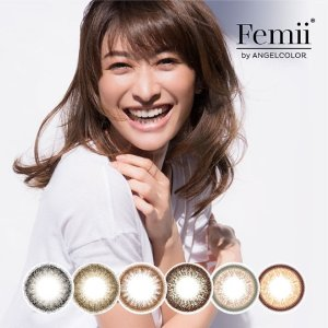$13.98 Femii by ANGEL Color Lens 1 Box 10 pcs @ LOOOK
