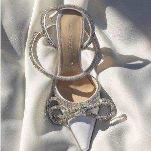 满额8.5折 €794收封面仙女鞋Mach & Mach 小众仙女美鞋 ins超火 欧美博主新宠品牌