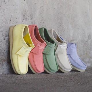 低至3折 沙漠鞋€35收Clarks 精选鞋靴夏日大促 舒适通勤首选