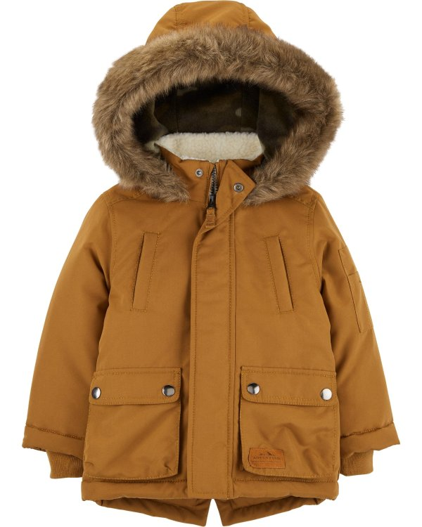 小童防寒外套