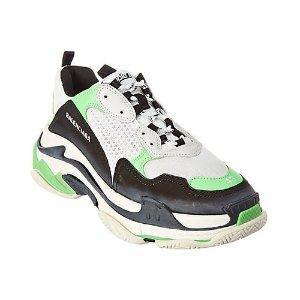 BalenciagaTriple S老爹鞋