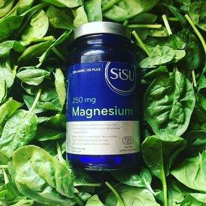 全场75折 $5.24起SISU 温哥华本土品牌 保健品 非转基因