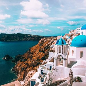 From$504Washington DC to Santorini Greece $509-$555 RT Airfares