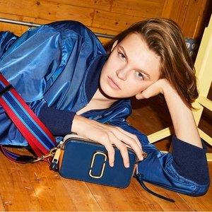 最高立减$221=变相7折Marc Jacobs 美包、配饰限时促销 收百搭相机包