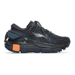 LI-NING黑色厚底鞋