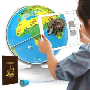 优惠价€49.99Shifu 儿童互动地球仪 宅家的环球探险之旅