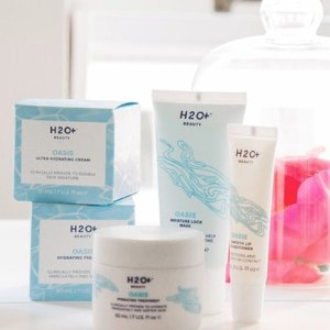 Extra 20% off Selected H2O + Beauty products