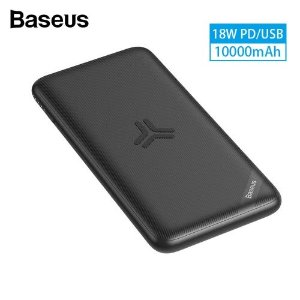 $24.99Baseus portable S10 bracket wire and wireless charger power bank