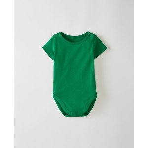 Hanna AnderssonBOGO 50% OffBright Baby Basics One Piece In Organic Cotton