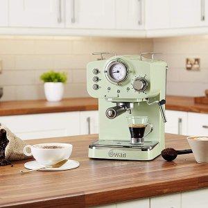 低至4.5折 煎蛋锅£12.9收厨房家电闪促汇总 厨师机、咖啡机、厨房家居收纳都有