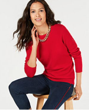 Up to 70% Off+Extra 20% OffSelect Women's Sweater @ macys.com