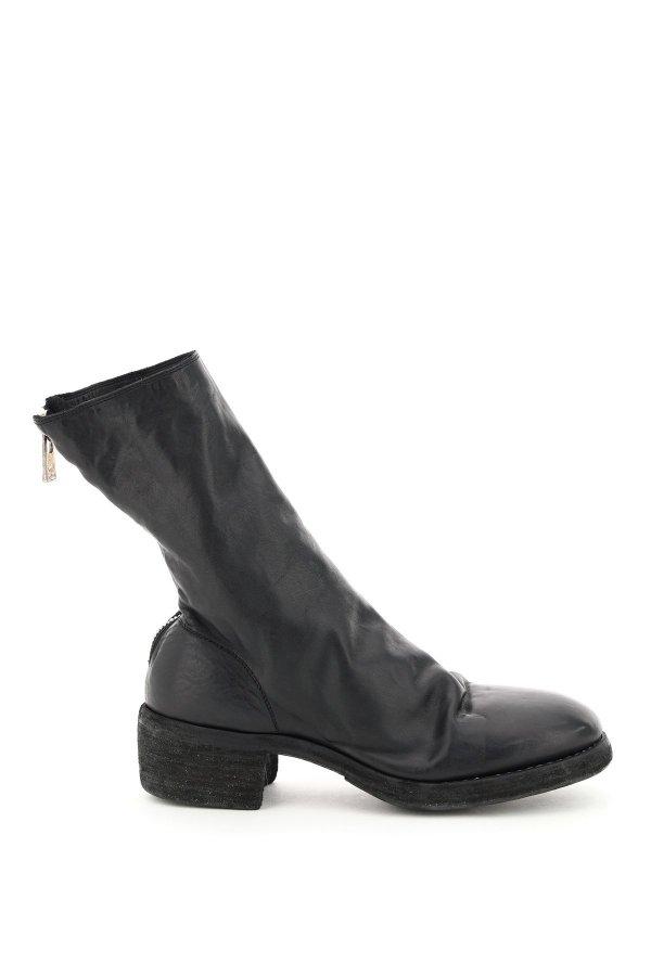 788Z拉链靴