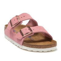 Birkenstock Arizona 粉色凉鞋