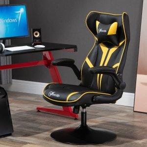 最高立减$140+满减时尚电脑桌办公椅限时热卖 电竞椅$189收 无门槛包邮