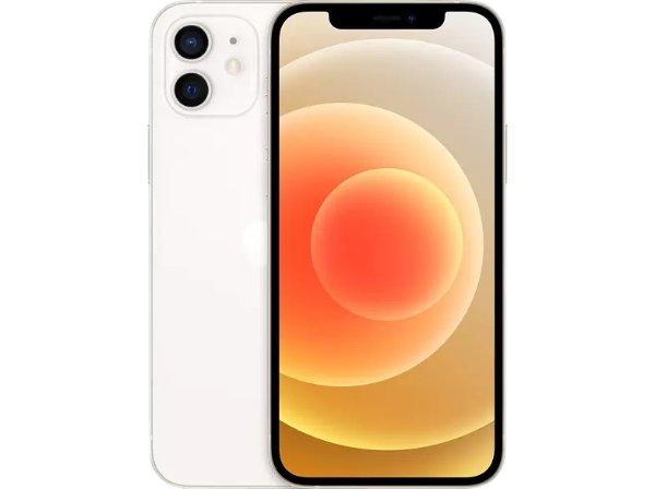 iPhone 12 5G 64 GB Weiss Dual SIM 64 Smartphone | MediaMarkt