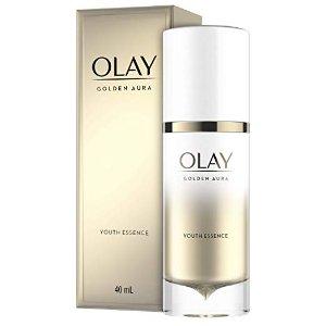 Facial Essence by Olay, Golden Aura Youth Essence, 1.3 Fluid Ounce @ Amazon