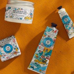 $12入香皂 $15收手霜上新:L'Occitane x OMY 乳油木彩绘限定系列