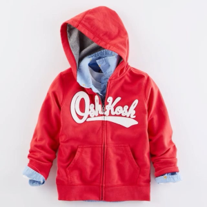 $8 and Up + Free shippingOshKosh BGosh LOGO Hoodies & Pants on Sale