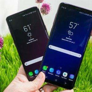 $719.99起 附赠智能家居监控套装三星Galaxy S9/S9+ 解锁版 智能手机