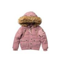 DKNY 女童保暖夹克
