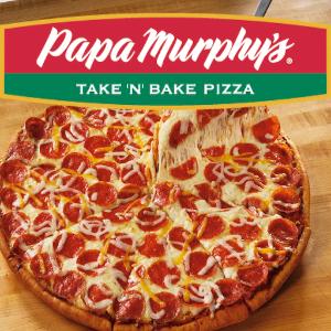 50% offonline Pizza orders @ Papa Murphy's
