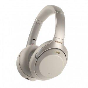 $348 送充电宝Sony WH-1000XM3 新款无线降噪耳机