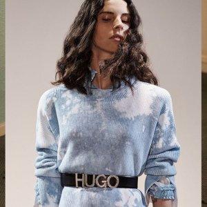 低至4.5折 封面款€48入手Hugo 腰带大促专场 经典logo腰带、自动扣皮带
