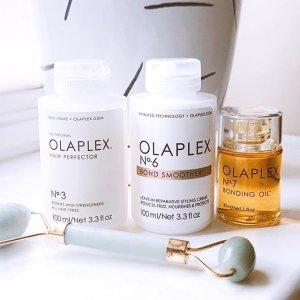 无门槛9折 收卡戴珊同款发膜Olaplex 好莱坞明星最爱pick的护发黑科技 烫染受损干枯发质必入