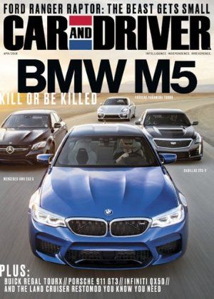 $38.3Dealmoon Exclusive: 4-Years of Car & Driver Magazine