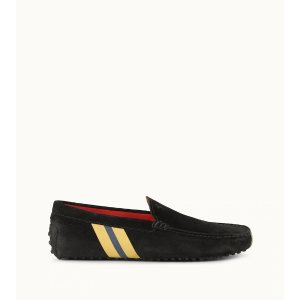 Gommino Driving Shoes Tod's for Ferrari in Suede