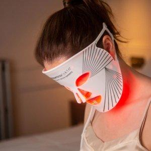 唤醒细胞活力,提亮肤色紧致肌肤CurrentBody Skin LED面膜仪