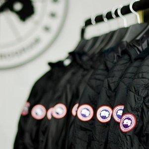 定价优势+低至4折Canada Goose精选热卖 经典中长款外套$291,短款羽绒服$324
