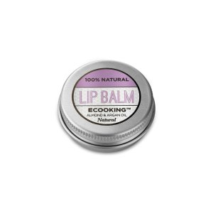 Lip Balm Neutral 15 ML | Nourishing lip balm → Ecooking.com