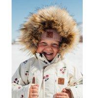 儿童保暖滑雪服外套
