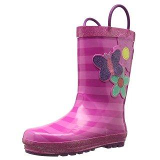$16.07(原价$30)+包邮Western Chief 女童可爱雨靴