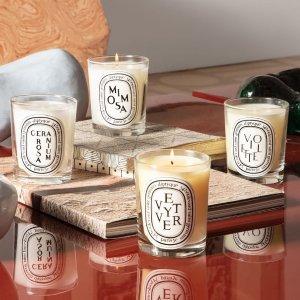 送Baies蜡烛 + 退税17%Diptyque 法国小众香氛 收全新巴黎限量蜡烛
