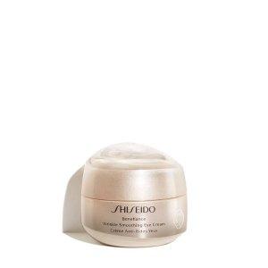 Shiseido集中淡褪眼周细纹、皱纹盼丽风姿  智感抚痕眼霜
