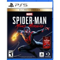 迈尔斯 莫拉斯 终极版 PS5 实体版