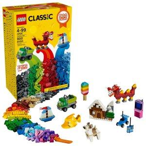 Lego 经典创意盒900粒, 10704