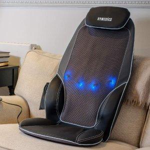 现价 £99.99(原价£299.99)闪购:HoMedics 加热按摩椅垫
