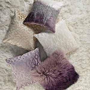 "Z GALLERIEJoie De Vivre Pillow 22"" | Bedding, Pillows & Throws Clearance | Collections | Z Gallerie"