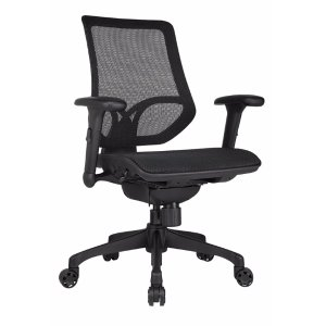 $79.99WorkPro 1000 Series Mid-Back Mesh Task Chair + 3-Prong Portfolio With 2 Pockets