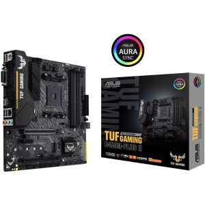 Today Only:ASUS TUF GAMING B450M-PLUS II AM4 Motherboard