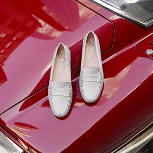 低至3折+包邮免税独家:Tod's 精选鞋履专场 豆豆乐福鞋、平底鞋、正装鞋都有