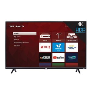 TCL43'' 4K智能电视