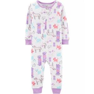 Carter's纯棉婴儿连体衣