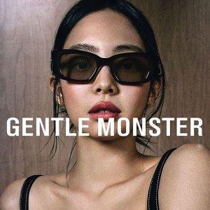 爆款Kuku随时补货Gentle Monster X Jennie 联名合作款墨镜 超级火爆 手慢无