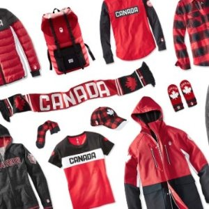 全场6折!低至$4.8Canada Day:Canadian Olympic Team 系列周边特卖 国庆装扮安排上