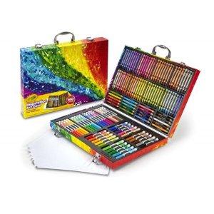 $16.97Crayola Inspiration Art Case, 140 Piece Art Set